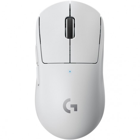 Chuột không dây Logitech Pro X Superlight Wireless Gaming (Màu trắng)