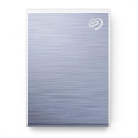 Ổ Cứng Di Động SSD 1TB Seagate One Touch USB-C + Rescue STKG1000402 (Xanh)