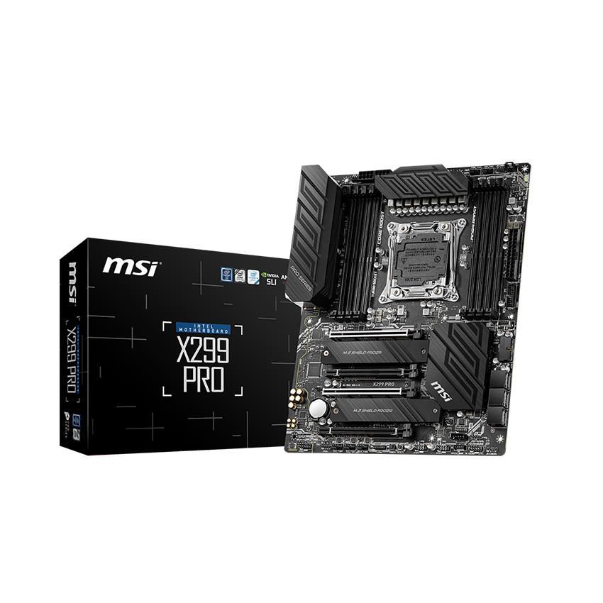Mainboard MSI X299 PRO
