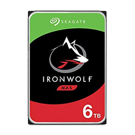 Ổ cứng HDD 6TB Seagate Ironwolf ST6000VN001