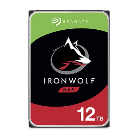 Ổ cứng HDD 12TB Seagate Ironwolf ST12000VN0008