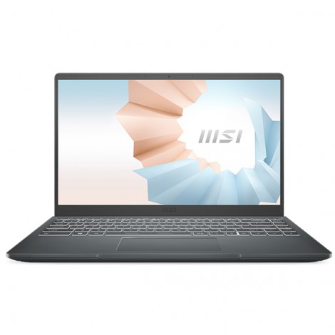 Laptop MSI Modern 14 B11MOU-460VN (Gray)