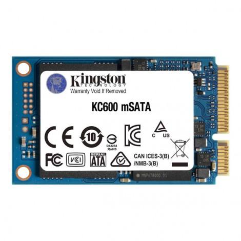 Ổ cứng SSD 512GB Kingston MSATA SKC600MS