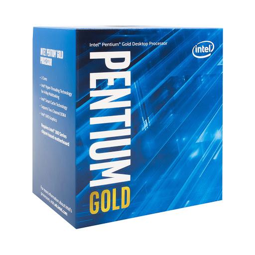 CPU INTEL Pentium Gold G6405 (2C/4T, 4.10 GHz, 4MB) – 1200
