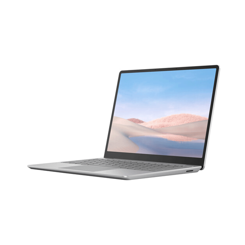 Microsoft Surface Laptop Go (i5 1035G1/4GB RAM/64GB SSD/12.4 Cảm ứng/Win 10/Bạc)